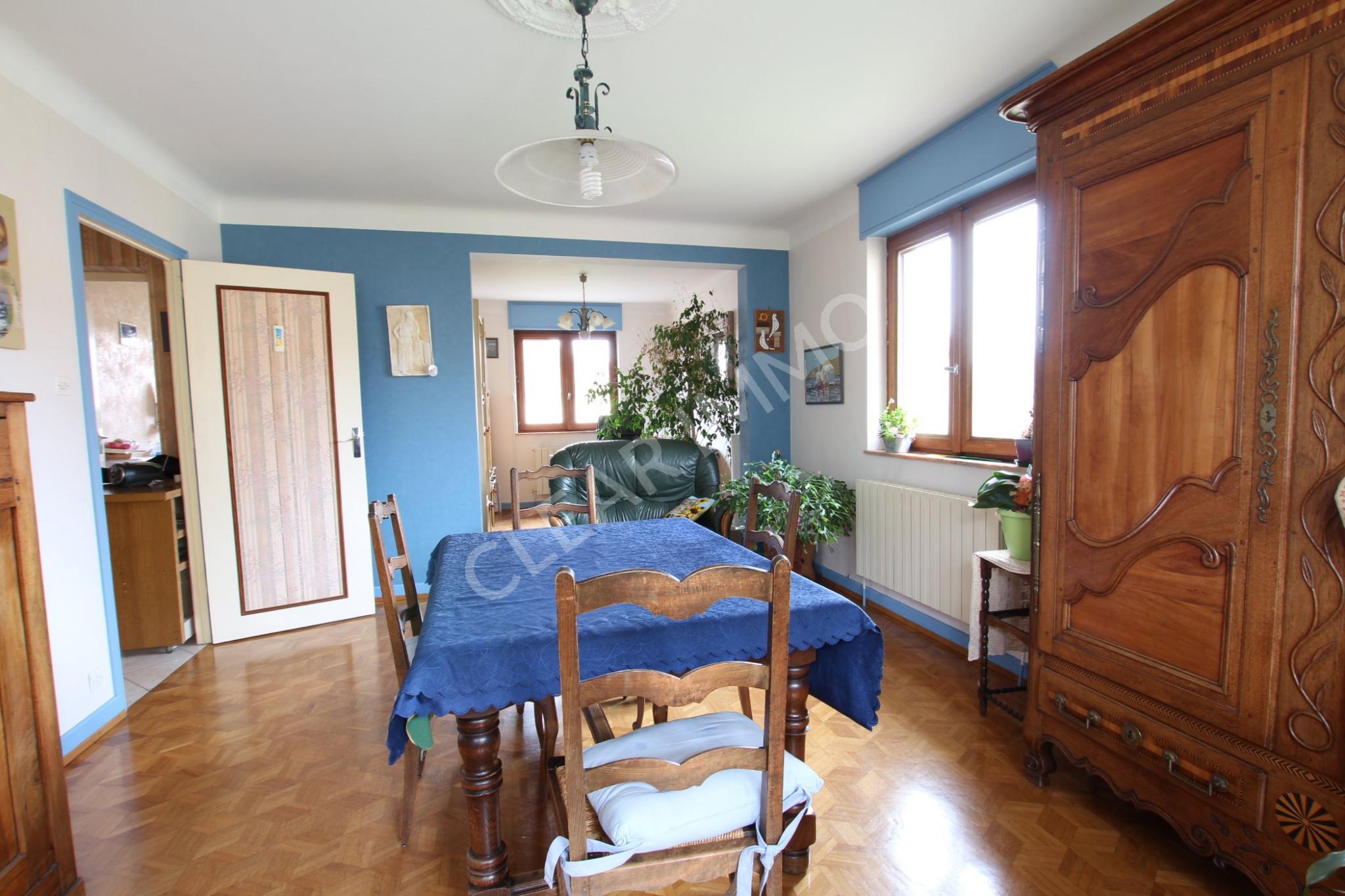 Annonce vente maison corny sur moselle 57680 130 m for Vente maison individuelle moselle