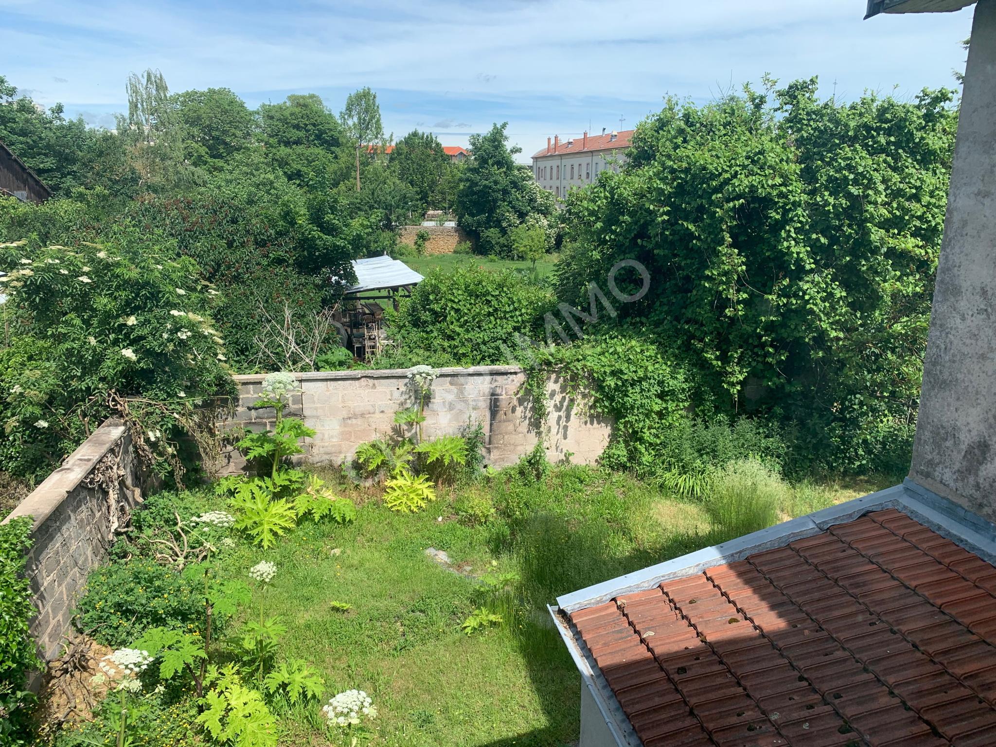 Vue côté jardin