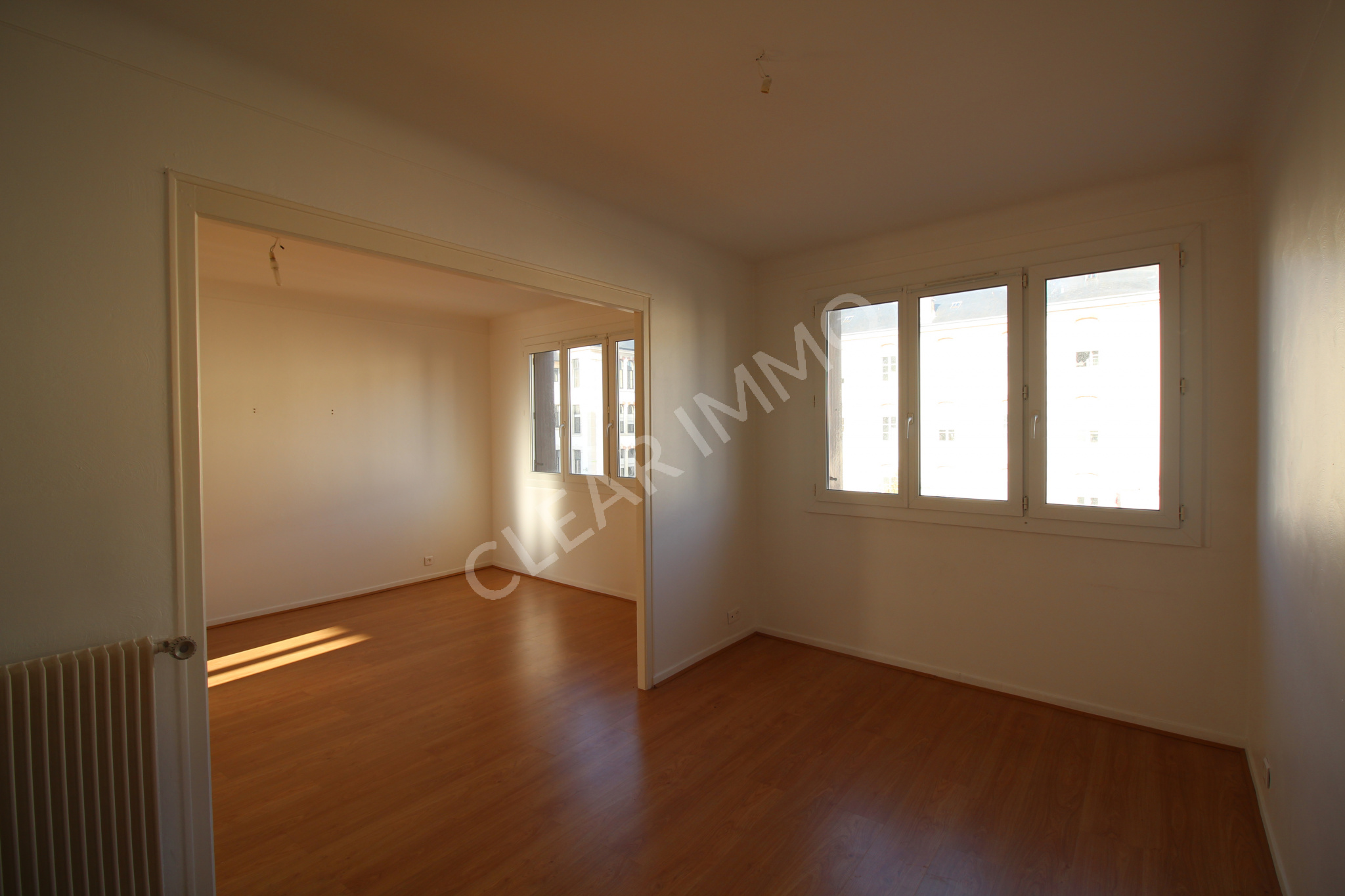Salon - séjour F4 2ième étage