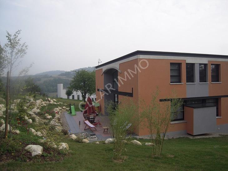 Vente maison d 39 architecte 200 m2 sur 10 ares for Prix m2 maison architecte