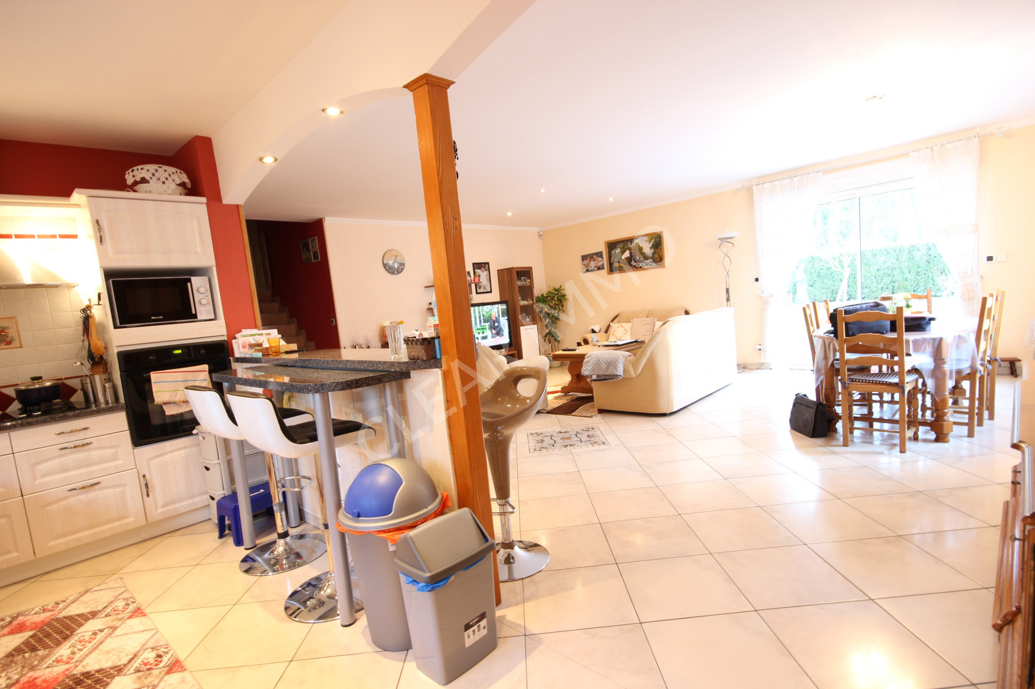 Annonce vente maison boulay moselle 57220 130 m 260 for Appartement boulay